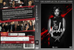 How to Get Away with Murder Staffel 2 (2016) R2 German Custom Cover & Labels