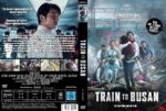Train to Busan (2016) R2 GERMAN Custom DVD Cover