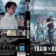 Train to Busan (2016) R2 GERMAN Custom DVD Cover