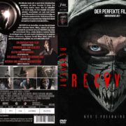 Recovery (2016) R2 GERMAN Custom DVD Cover
