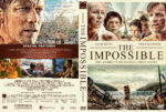 The Impossible (2013) R1 Custom Cover & Label