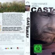 Cast away – Verschollen (2000) R2 German Blu-Ray Cover