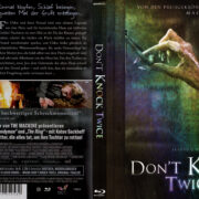 Don't Knock Twice (2016) R2 German Custom Blu-Ray Cover & labels
