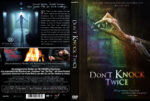 Don't Knock Twice (2016) R2 German Custom Cover & Labels
