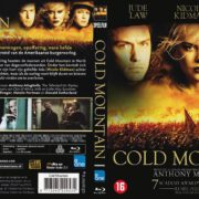 Cold Mountain (2003) R2 Blu-Ray Dutch Cover