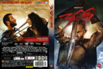 300 Rise of an Empire (2014) R2 DVD Nordic Cover