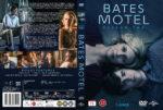 Bates Motel – Season 2 (2014) R2 DVD Nordic Cover
