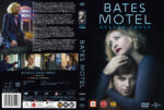 Bates Motel – Season 3 (2016) R2 DVD Nordic Cover