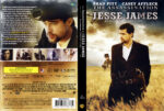 The Assassination of Jesse James by the Coward Robert Ford (2007) R2 DVD Swedish Cover
