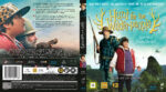 Hunt for the Wilderpeople (2016) R2 Blu-Ray Nordic Cover
