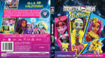 Monster High Electrified (2017) R2 Custom Blu-Ray Swedish Cover
