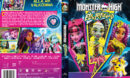 Monster High Electrified (2017) R2 Custom DVD Swedish Cover