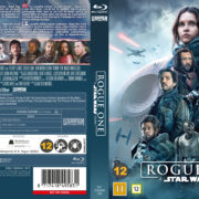 Rogue One A Star Wars Story (2016) R2 Custom Blu-Ray Nordic Cover