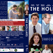 The Hollar (2016) R2 DVD Custom Nordic Cover