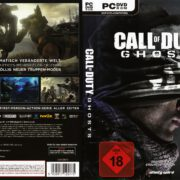 Call of Duty Ghosts (2013) German Custom PC Cover & Labels