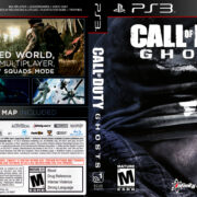 Call of Duty Ghosts (2013) USA PS3 Cover