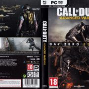Call of Duty Advanced Warfare (2014) Custom NL PC Cover & Labels