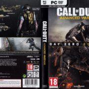 Call of Duty Advanced Warfare (2014) Custom NL PC Cover & Labels