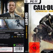 Call of Duty Advanced Warfare (2014) Custom German PC Cover & Labels