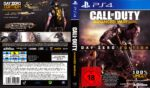 Call of Duty Advanced Warfare (Day Zero Edition) (2014) German PS4 Cover