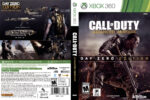 Call of Duty Advanced Warfare (Day Zero Edition) (2014) USA XBOX 360 Cover