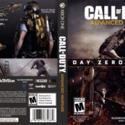 Call of Duty Advanced Warfare (Day Zero Edition) (2014) USA XBOX ONE Cover