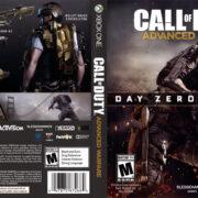 Call of Duty Advanced Warfare (Day Zero Edition) (2014) USA XBOX ONE Cover