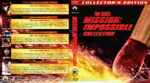 Mission Impossible Collection (5) (1996-2015) R1 Custom Blu-Ray Cover