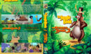 The Jungle Book Double Feature (1967-2003) R1 Custom Cover
