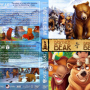 Brother Bear Double Feature (2003-2006) R1 Custom Cover