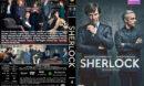 Sherlock - Season 4 (2017) R1 Custom V2 Cover & Labels