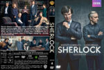 Sherlock – Season 4 (2017) R1 Custom V2 Cover & Labels