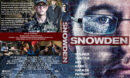 Snowden (2016) R1 Custom V2 Cover & label