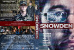 Snowden (2016) R1 Custom V2 Cover & label