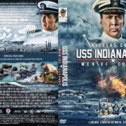 USS Indianapolis: Men of Courage (2017) R1 Custom V2 Cover & Label
