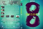Sense8 Staffel 1 (2016) R2 German Custom Cover & Labels