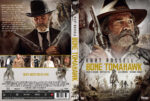 Bone Tomahawk (2015) R2 Swedish Custom Cover & Label