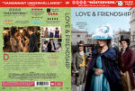 Love & Friendship (2016) R2 Swedish Custom Cover