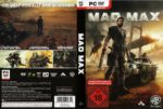 Mad Max (2015) Custom German PC Cover & Labels