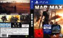 Mad Max (2015) German PS4 Cover