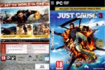 Just Cause 3 (2015) PC Cover & Labels