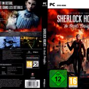 Sherlock Holmes The Devil's Daughter (2016) German PC Cover & Label