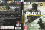 Call Of Duty Infinite Warfare (2016) FR NL PC Cover & Labels