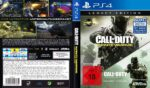 Call of Duty Infinite Warfare (Legacy Edition) (2016) German Custom PS4 Cover & Label