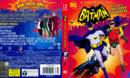 Batman - Return of the caped Crusader (2016) R2 Italian Blu-Ray Cover
