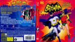 Batman – Return of the caped Crusader (2016) R2 Italian Blu-Ray Cover