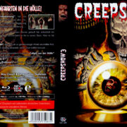 Creepshow 3 (2006) R2 German Blu-Ray Covers