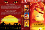 The Lion King Collection (1994-2004) R1 Custom Cover
