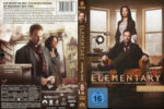 Elementary Staffel 1 (2012) R2 German Custom Cover & labels