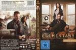 Elementary Staffel 1 (2012) R2 German Custom Cover & labels